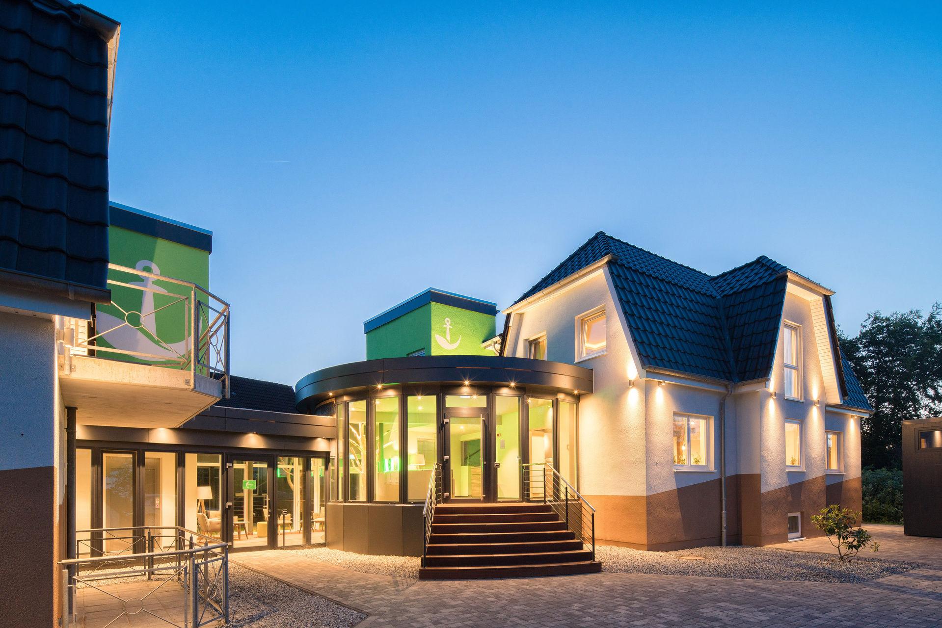 Vitalhotel pura vida hotel cuxhaven urlaub nordsee for Gunstige hotels nordsee